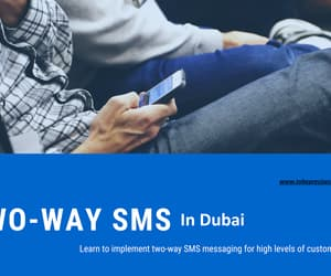 2 ways sms, best sms service uae, and sms company dubai image