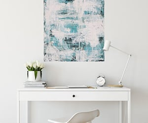 etsy, home decor, and acrylic painting image