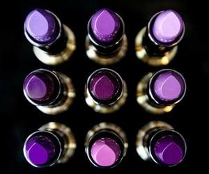 Purple Mac Lipsticks   @eve365