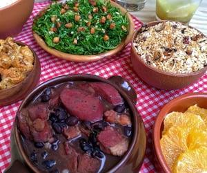food, brazilian food, and comida image