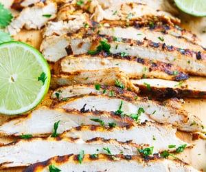 Taco lime grilled chicken - Nom-Food!