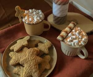 christmas and marshmallow image