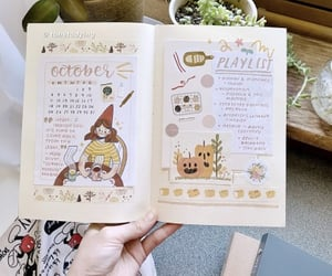 tumblr, journal ideas, and bullet journal image