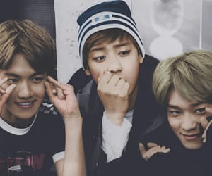 Chen, exo, and kpop boys image
