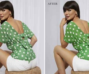 design, retouching, and editing image