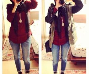 hijab and cargo jacket image
