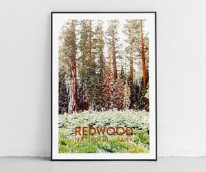 etsy, national park art, and geological art image