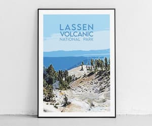etsy, travel poster, and national park gift image