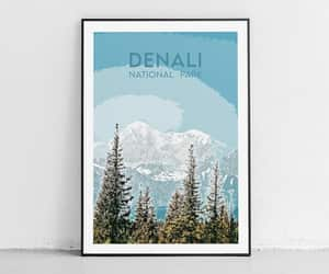 etsy, travel print, and modern travel poster image