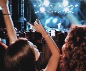 concert, fun, and party image