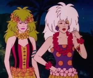 roxy, jem, and jem and the holograms image