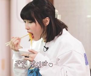 food, kpop, and momo image