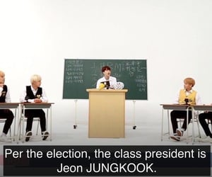 bts, captions, and jungkook image