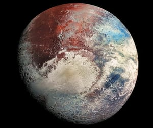 4k, high, and pluto image