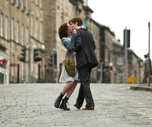 love, one day, and kiss image