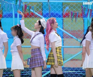 Clueless, kpop, and sinb image