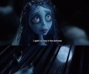 corpse bride, quotes, and tim burton image