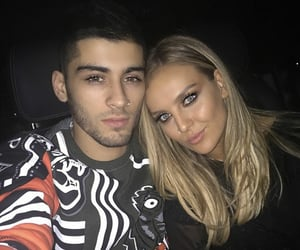 famosos, zayn, and zerrie image