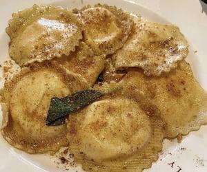 cheese, pasta, and restaurant image