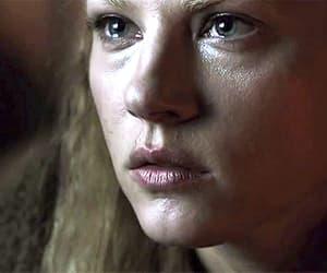 blue eyes, iconic, and vikings image
