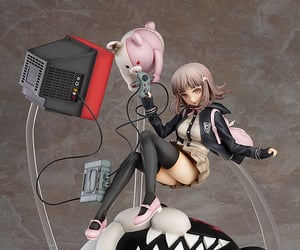 anime, anime figures, and ️chiaki image