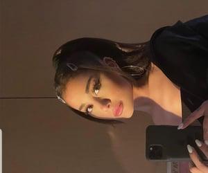 ariana grande, ariana, and selfie image