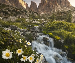 Dolomites by Roksolyana Hilevych