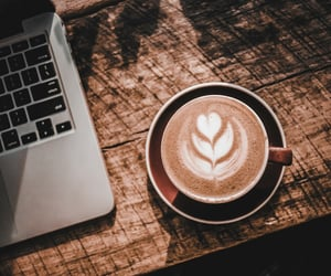 beverage, coffee, and coffee cup image