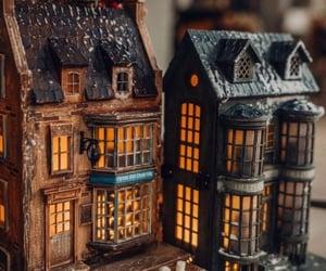 dollhouse, mini house, and interrio image
