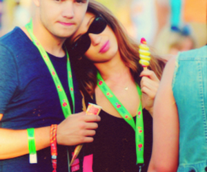 one direction, liam payne, and danielle peazer image