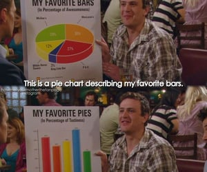 bars, how i met your mother, and marshmallow image
