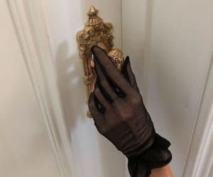 fashion, gloves, and aesthetic image