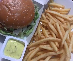burger, food, and foodie image