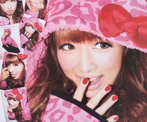 archive, Collage, and gyaru image