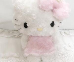 hello kitty, sanrio, and stuffie image