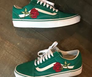 fashion, sneakers, and vans image