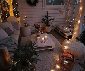 aesthetic, cozy, and evening image