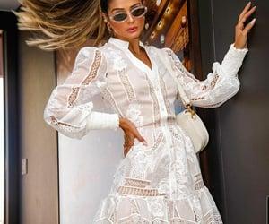 moda, belleza, and street style image