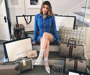 gucci, reality tv, and style image