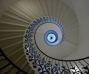 blue, Queen, and spiral image