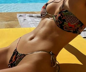 fitness, fitspo, and body goals image