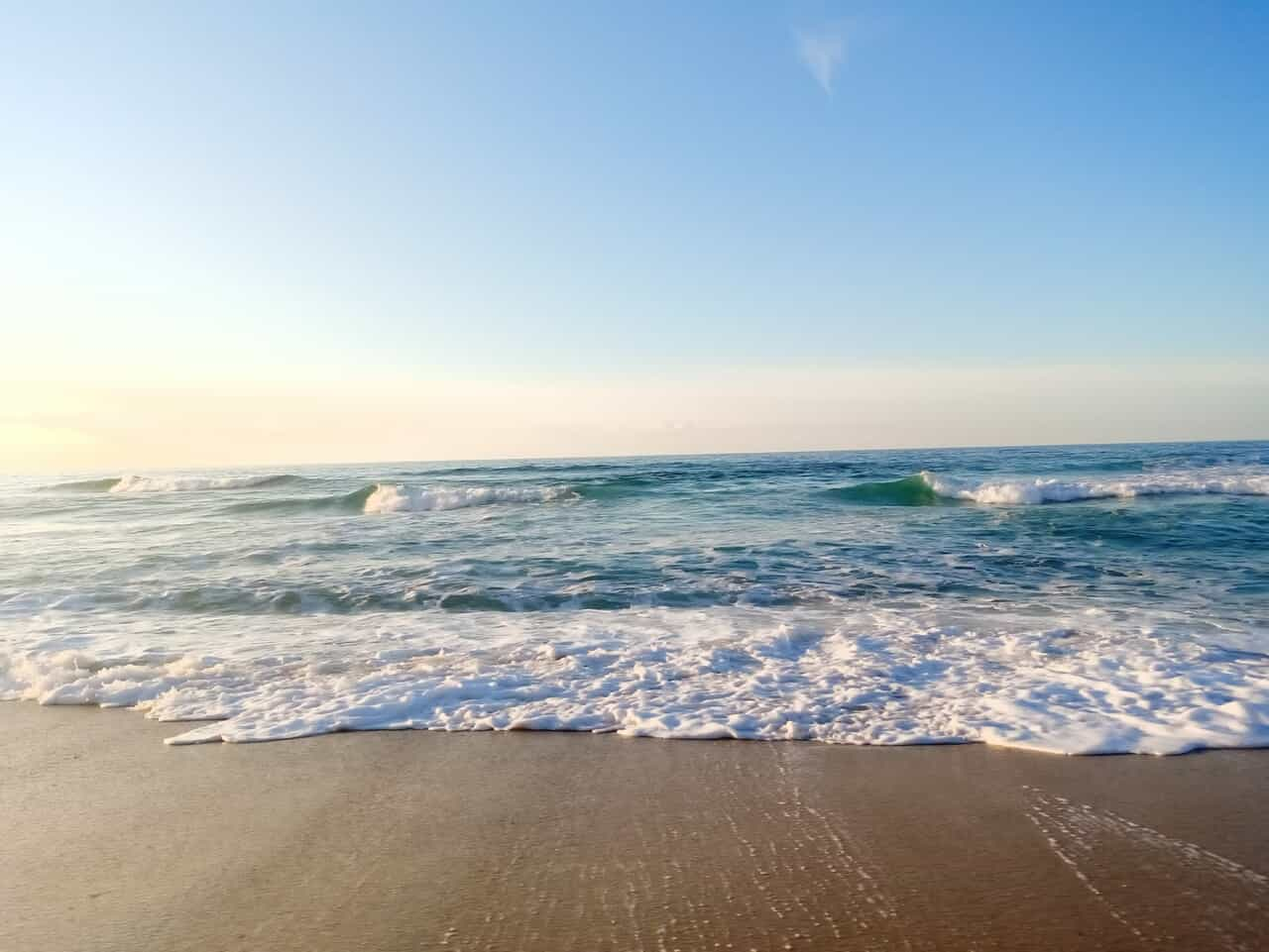 article, hope, and beach image