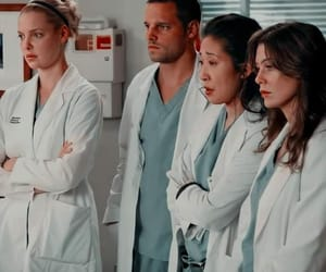 article, fashion, and meredith grey image