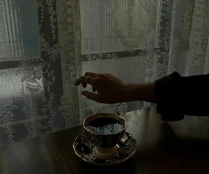 tea, coffee, and cup image