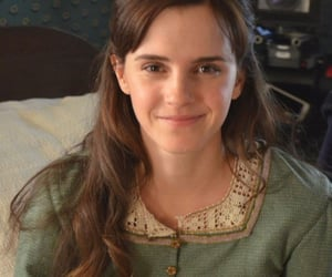 emma watson, little women, and meg march image