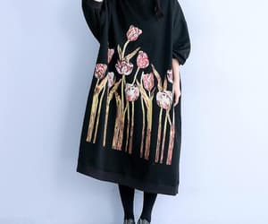 oversize dress, women dresses, and plus size dress image