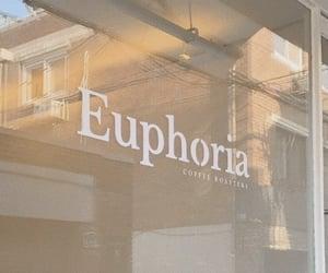 euphoria, coffee, and aesthetic image