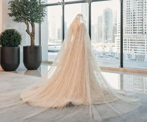 princess, bride, and Couture image