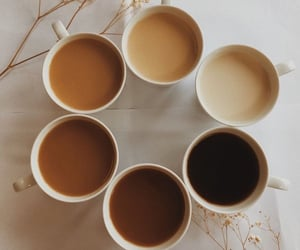 brown, coffee, and aesthetic image