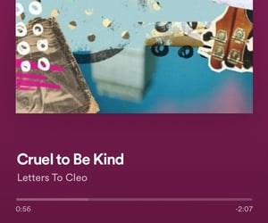 10 things i hate about you, cruel to be kind, and letters to cleo image